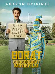 รีวิวเรื่อง Borat Subsequent